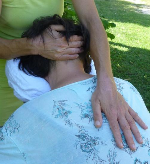 permet de relaxer le dos, la tete, les bras
